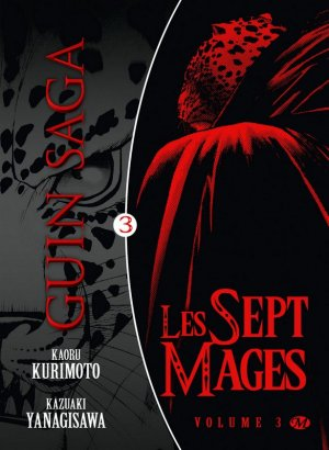 Guin Saga : Les Sept Mages 3