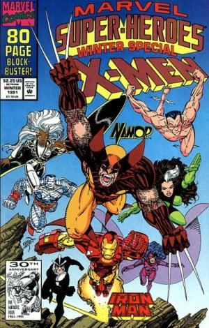 Marvel Super-Heroes édition Issues V2 (1990- 1993)