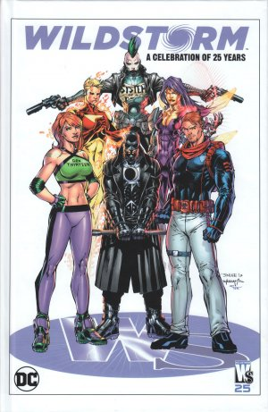 Wildstorm - A Celebration of 25 Years édition TPB hardcover (cartonnée)