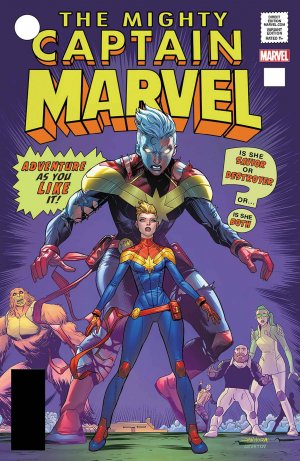 Je Suis Captain Marvel # 125 Issues V11 (2017 - 2018)