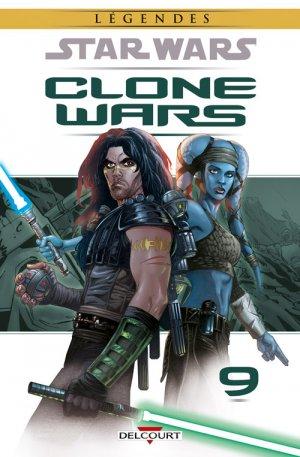 Star Wars - Clone Wars T.9