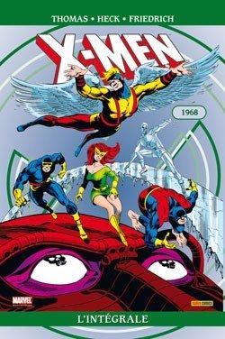 Uncanny X-Men # 1968 TPB Hardcover - L'Intégrale