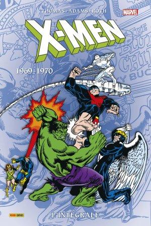 Uncanny X-Men # 1969 TPB Hardcover - L'Intégrale