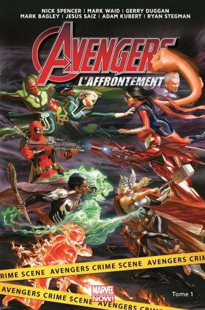 Avengers Standoff - Assault On Pleasant Hill Alpha # 1 TPB Hardcover - Marvel Now!