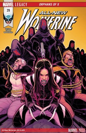 All-New Wolverine # 29 Issues (2015 - 2018)