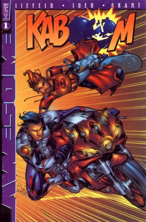 Kaboom édition Issues (1999)