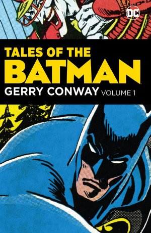 Tales of the Batman - Gerry Conway édition TPB hardcover (cartonnée)