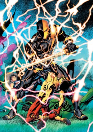 Titans - The Lazarus Contract édition TPB softcover (souple)