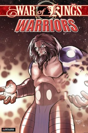 War of Kings - Warriors - Blastaar édition Issues (2009)