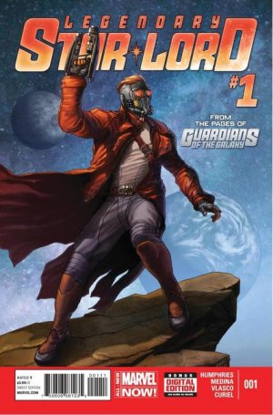Legendary Star-Lord édition Issues (2014 - 2015)