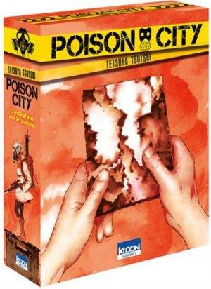 Poison City édition Intégrale