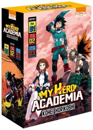 My Hero Academia # 1 Coffret 2017