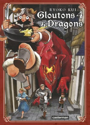 Gloutons & Dragons # 4