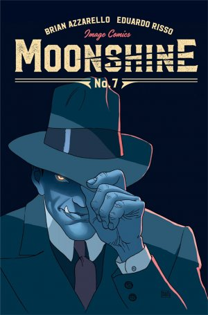Moonshine # 7 Issues (2016 - Ongoing)