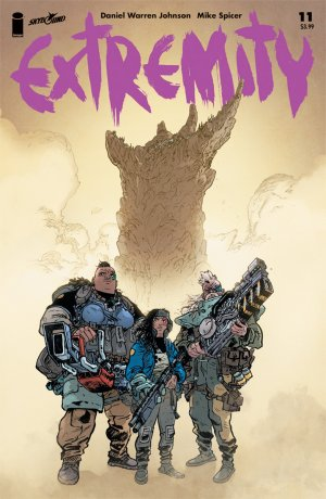 Extremity # 11 Issues (2017 - 2018)