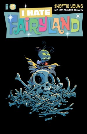 I Hate Fairyland # 16 Issues V1 (2015 - Ongoing)