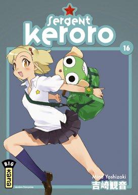 Sergent Keroro # 16
