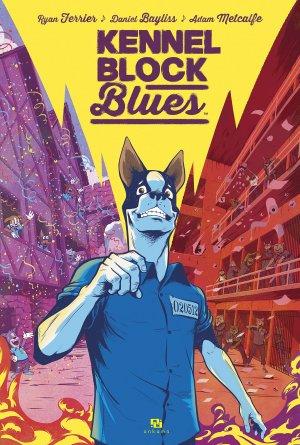 Kennel Block Blues édition TPB hardcover (cartonnée)