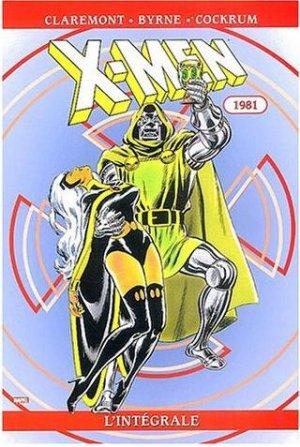 Uncanny X-Men # 1981 TPB Hardcover - L'Intégrale