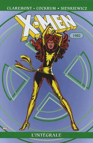 Uncanny X-Men # 1982 TPB Hardcover - L'Intégrale