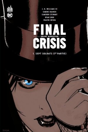 Final Crisis 1 TPB hardcover (cartonnée)