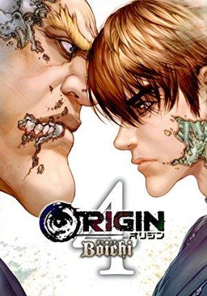 couverture, jaquette Origin 4  (Kodansha)