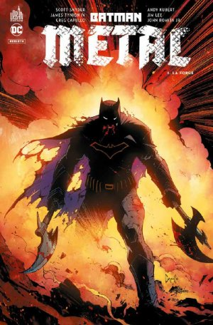 Batman Metal 1 TPB hardcover (cartonnée)