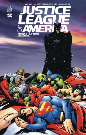 Justice League Of America 5 TPB hardcover (cartonnée)