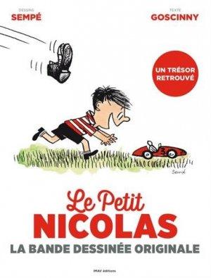 Le Petit Nicolas : La Bande Dessinée Originale édition Simple