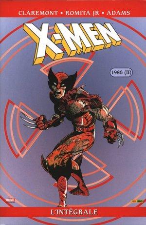 Uncanny X-Men # 1986.2 TPB Hardcover - L'Intégrale