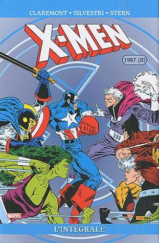 Uncanny X-Men # 1987.2 TPB Hardcover - L'Intégrale