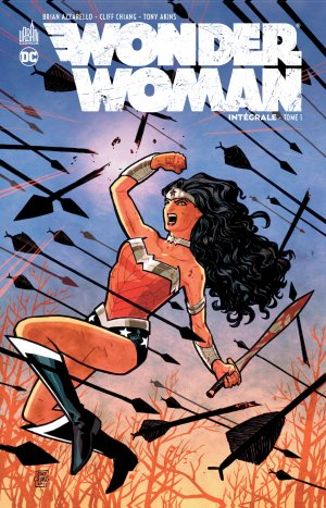 Wonder Woman édition Intégrale - Issues V4 - New 52