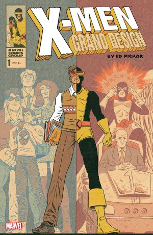 X-Men - Grand Design édition Issues (2017 - 2018)