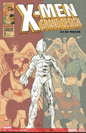 X-Men - Grand Design # 2 Issues (2017 - 2018)