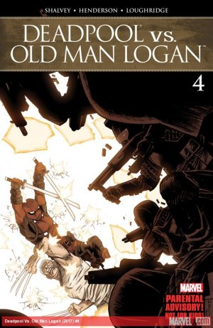 Deadpool Vs. Old Man Logan # 4 Issues (2017 - 2018)