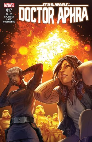 Star Wars - Docteur Aphra # 17 Issues (2016 - Ongoing)