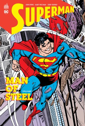 Man of Steel # 1 TPB hardcover (cartonnée)