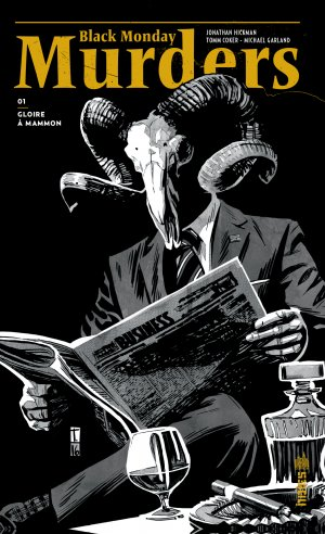 The Black Monday Murders # 1