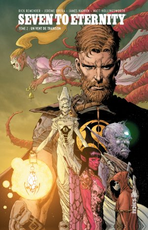 Seven to Eternity 2 TPB hardcover (cartonnée)