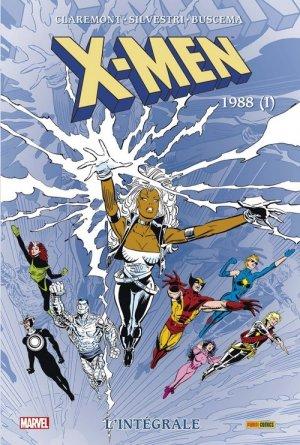 Uncanny X-Men # 1988.1 TPB Hardcover - L'Intégrale