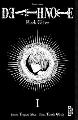 Death Note édition Black Edition