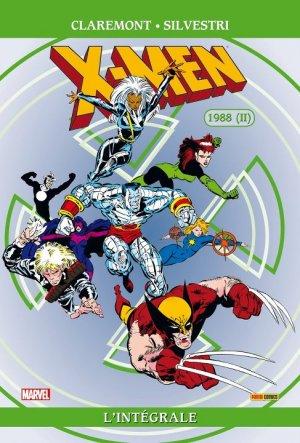 Uncanny X-Men # 1988.2 TPB Hardcover - L'Intégrale