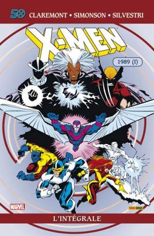 Uncanny X-Men # 1989.1 TPB Hardcover - L'Intégrale