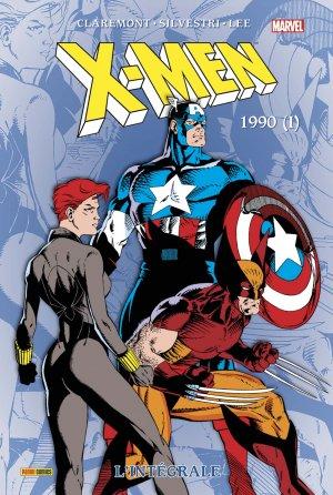 Uncanny X-Men # 1990.1 TPB Hardcover - L'Intégrale