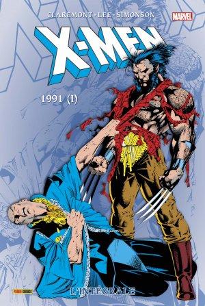 Uncanny X-Men # 1991.1 TPB Hardcover - L'Intégrale