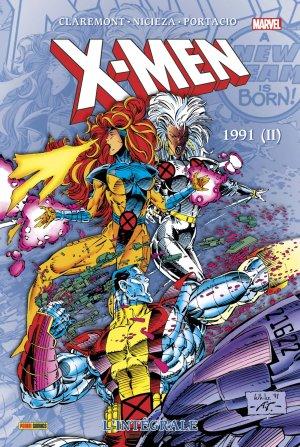 Uncanny X-Men # 1991.2 TPB Hardcover - L'Intégrale