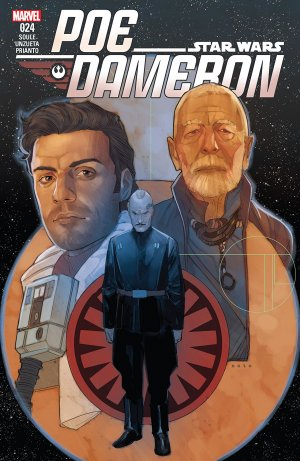 Star Wars - Poe Dameron # 24