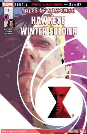 Tales of Suspense # 101 Issues V2 (2017 - 2018)