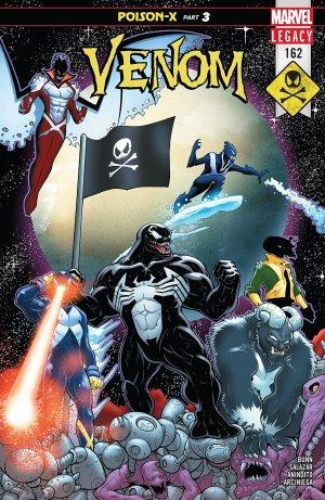 Venom # 162 Issues V3 (2016 - 2018)