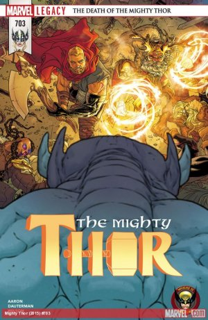 The Mighty Thor # 703 Issues V2 (2015 - 2018)